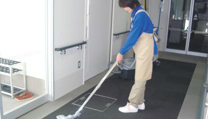 日常清掃|信和ビルサービス株式会社
