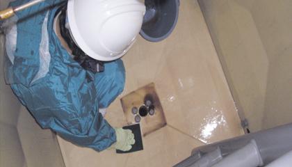貯水槽清掃|信和ビルサービス株式会社